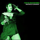 The Ex-Boogeymen : Masters of Ceremony Rock 1 Disc CD