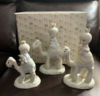Precious Moments They Followed The Star 3 Wise Men Camels Nativity Set