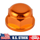 NiceCNC Rear Wheel Spindle Axle Nut Bolt For KTM 85-530 SX SXF XC XC-F EXC EXC-F