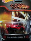 Hot Wheels Koenigsegg Agera R Need for Speed Retro Ent BDT86 NRFP 2013 Red 164
