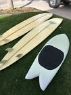 Vintage Choice Surfboard 105 Rich Pavel Greg Shaw Gun Shape