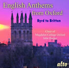 Choir of Magdalen College, Oxford/Phantasm : English Anthems from Oxford CD
