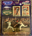2000 Starting Lineup Classic Doubles Roger Clemens Yankee Curt Schilling Phillie