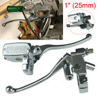 2pcs Motorcycle Brake Clutch Master Cylinder Lever For Honda Shadow 400 600 750