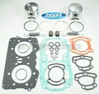 Sea Doo 947 951 XP GTX GSX LRV RX Di Top End Rebuild Kit Piston Gasket Std.
