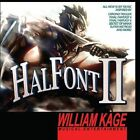 William Kage : Halfont 2 New Age 1 Disc CD