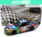 Kyle Busch 2017 MMs Caramel New Hampshire Loudon Win 1 24 Die Cast IN STOCK
