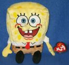 TY SPONGEBOB SQUAREPANTS BEANIE BABY - MINT with MINT TAGS