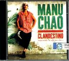 Clandestino by Manu Chao  RARE 14-Page Booklet  BRaND NEW/Sealed! (CD,1998,Virgi