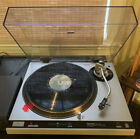 Vintage TECHNICS SL 1700 MK2 Direct Drive Semi Automatic Turntable NO SHIPPING