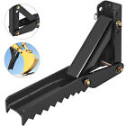 27 Commonhydraulic Backhoe Thumb Hoe Clamp 12 Steel Plate Assembly