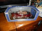 ANSON CLASSIC 1947 CADILLAC SERIES 62 RED 118 DIE CAST BRAND NEW FREE SHIP