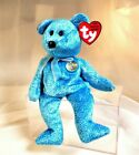 Classy Ty Beanie Baby Mint With Errors 2001 The People's Beanie