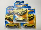 HOT WHEELS NEW MODEL 2012 Camaro ZL1 KROGER EXCLUSIVE YELLOW MC5 LOT OF 3