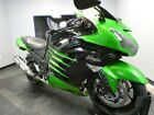 2014 Kawasaki Ninja ZX -14R ABS  Dream Machines of Austin  2014 Kawasaki Ninja ZX -14R ABS  5508 Miles Green