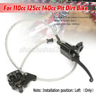 Front Hydraulic Brake Master Cylinder For 110cc 125cc 140cc CRF70 Pit Dirt  ./