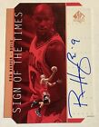 1998-99 SP Authentic Basketball Cards 9