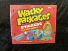 2004 WACKY PACKAGES ALL-NEW SERIES 1 ANS1 FACTORY SEALED BOX