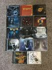 14 CD Metal Lot Killer Stuff!  Testament Soilwork Vintersorg Devin Townsend