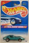 Hot Wheels CORVETTE STINGRAY 1995 Real Riders Series 321