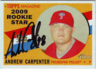 2009 Topps Heritage High Number Edition Baseball Card Product Review 4