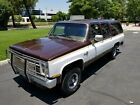 1985 Chevrolet Suburban 4X4 SUBURBAN for $6000 dollars