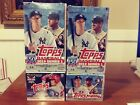 2018 2019 Topps Series 1 Factory Sealed Hobby Box (Lot of 4)