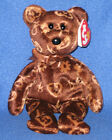 TY 2006 SIGNATURE BEAR BEANIE BABY - MINT with MINT TAGS
