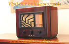 ANTICA RADIO NSF Aristona H29A Tsf Belgium Tube Radio Tuberadio Fully Restored