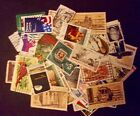 Lot of 58 all different 8 cent used US stamps