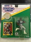 1991 Dallas Cowboys Emmitt Smith Rookie Starting Lineup with Protective Dome