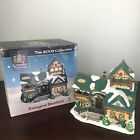 The Ranger Station Carole Towne Collection 2003 Lemax Christmas Village