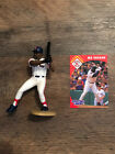1995 Mo Vaughn Kenner Starting Lineup Figure & Card - Boston Red Sox