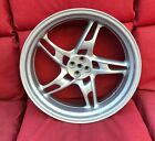BMW R1100S R1150 Rear Wheel 5 Spoke Silver 5.00-17 NOS 36312331692
