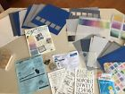 CLUB SCRAP KIT Scrapbook January 2006 Framed Stamps Textured Cardstock New