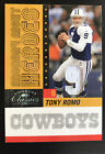 Tony Romo Football Cards, Rookie Cards and Autographed Memorabilia Guide 12