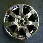 New 20 Wheel with Chrome Clad Cover for 2010 2013 Cadillac SRX OEM Quality 4666
