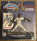 Starting Lineup 2 Pedro Martinez Figure Boston Red Sox, New in Box