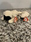Ty beanie Baby Chops With Happy Meal Chops