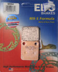 EBC Organic Brake Pads for Husqvarna TR650 Strada (Cast Wheels) 2013