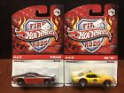Hot Wheels Fire Rods 69 Mustang  Olds 442 Lot Of 2 Dela3369