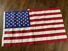 Valley Forge BEST USA made American Flag 3 x 5 100 cotton all stitched NEW