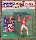 Elvis Grbac Rookie 1997 Edition Starting Lineup Action Figure   BRAND NEW/SEALED