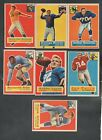 1956 Topps Football Cards 9