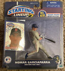 2001 Starting Lineup (2) Nomar Garciaparra Boston Red Sox
