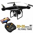 JJRC H68 Drone with Camera for Adults 20+20 MINS Longer Flight Time Drone wit