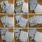 Stampin Up Retired Stamp Sets Punches and Dies YOU CHOOSE Gently used