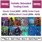2020 Panini Fortnite Reloaded Trading Cards 17