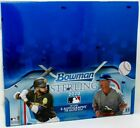 2020 Bowman Sterling Hobby Baseball Factory Sealed Unopened Box 5 Autographs