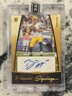2016 Panini Super Bowl 50 Private Signings Football Cards 7
